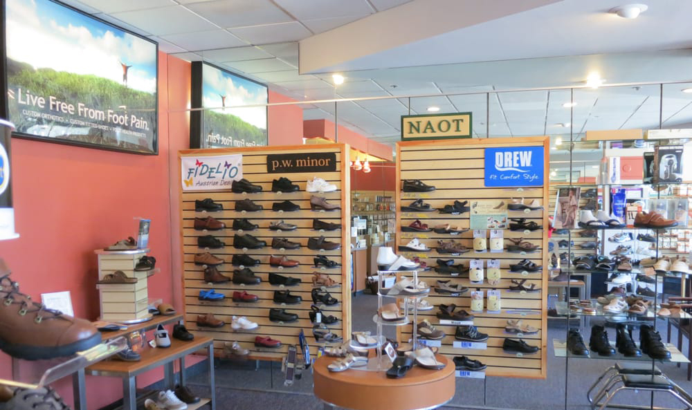 chaussures de sport 988a2 13933 The Active Foot Store - Foot Health Services