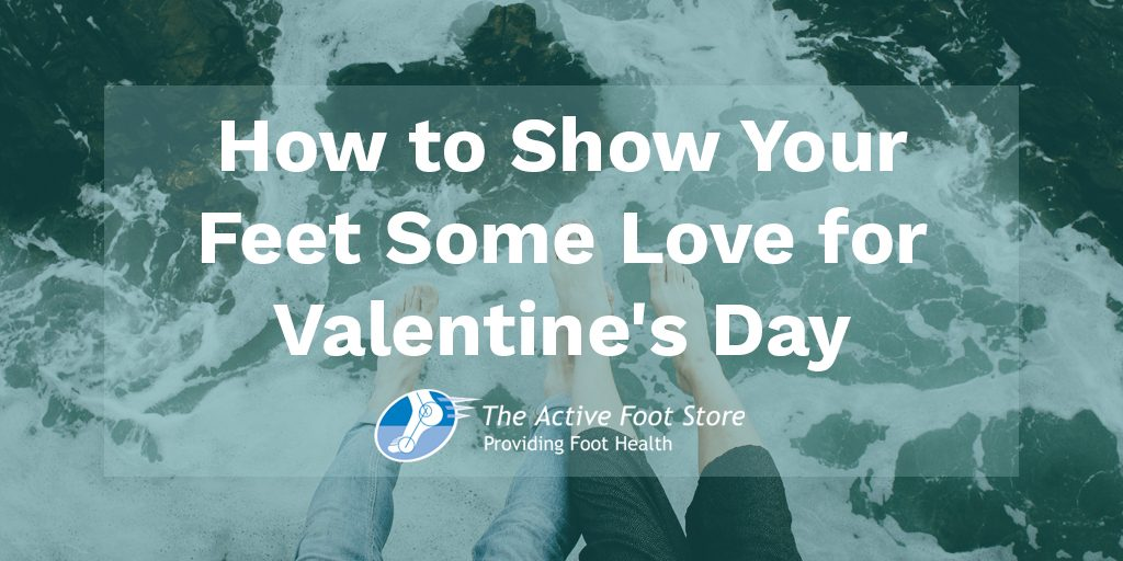How to Show Your Feet Some Love for Valentine's Day